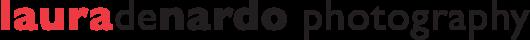 Laura Denardo Photography Logo